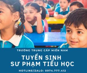 ĐH sư phạm Tiểu học tại Bình Phước