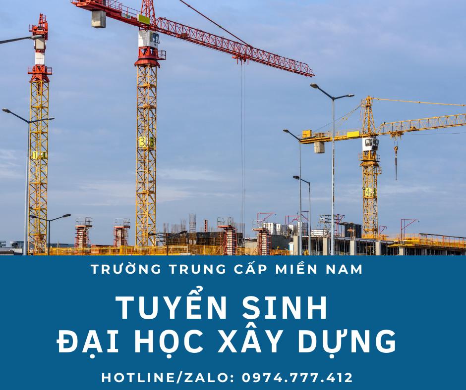 Đại học kỹ thuật xây dựng tại Bình Phước năm 2021