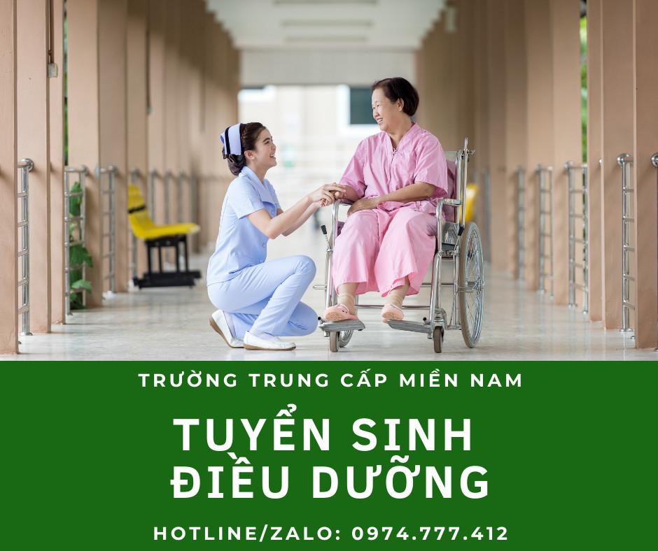 Liên thông cao đẳng Điều dưỡng tại Bình Phước