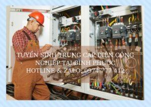 Tuyển sinh trung cấp điện công nghiệp