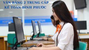 Tuyển sinh văn bằng 2 trung cấp Kế toán tại Bình Phước
